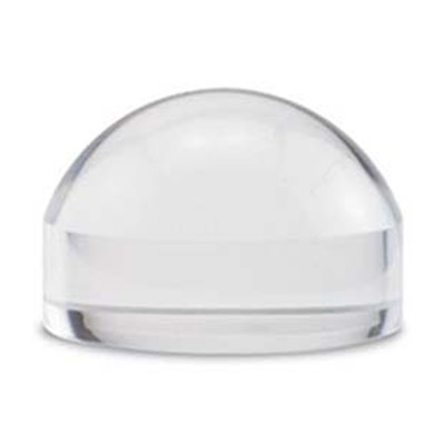 Clear dome magnifier