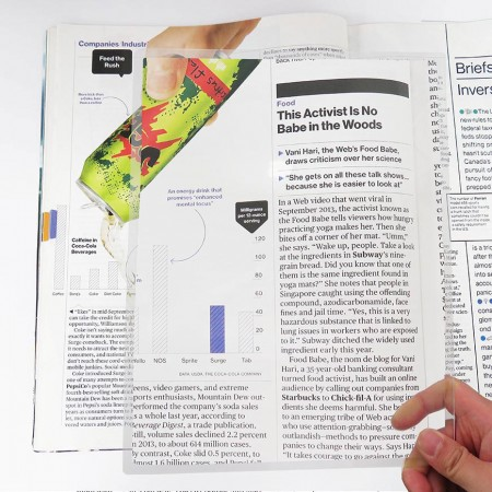Magnifying Sheet, Magnifying glass for reading