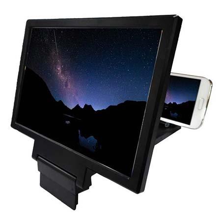 Adjustable 3D Enlarged Mobile Phone Screen Magnifier - Enlarged Mobile Phone Screen Magnifier