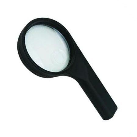 2.5 inch Multiple color lens pocketmagnifier - 2.5 inch Multiple color lens pocketmagnifier