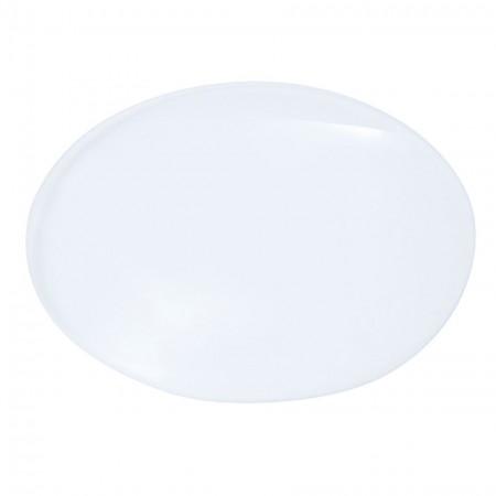 Round Acrylic Biconvex Magnifying Lens  - 2X/Dia. 180mm Magnifying Glass - 2X 18cm Round acrylic Lens