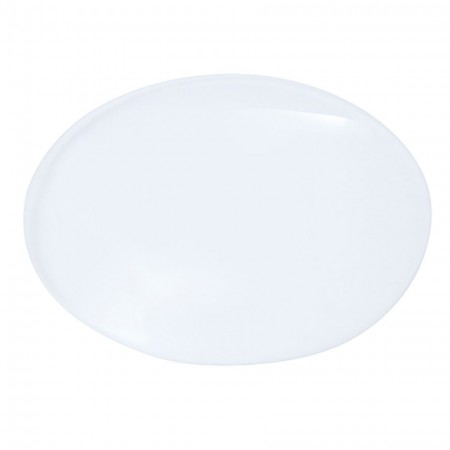 Round Acrylic Biconvex Magnifying Lens  - 2X/Dia. 180mm Magnifying Glass - 2X 18cm Round acrylic Lens