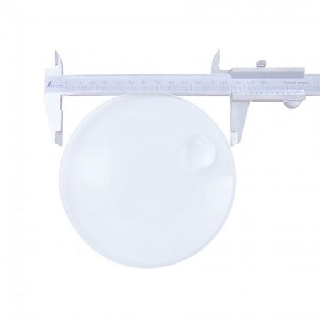 2.5X 130mm Plastic Lens 4X Bifocal