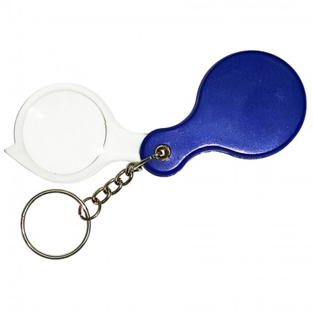 keychain magnifier