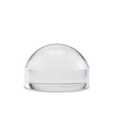 4X 2.3 inch Acrylic Reading Dome Magnifier - 4X 60mm acrylic Dome Magnifier Reading Glass