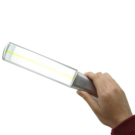 4X LED Lighted Bar magnifying glass