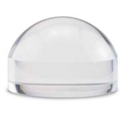 4X 3.5 inch Large Acrylic Dome Magnifier - 4X 90mm acrylic Dome magnifying glass