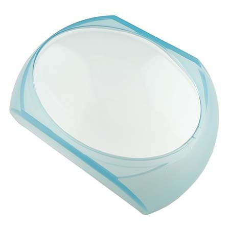 Dome Magnifier 5X Desktop Reading Magnifying Glass Paperweight  for Small Print, books, and Maps - 5X Dome Reading magnifying glass