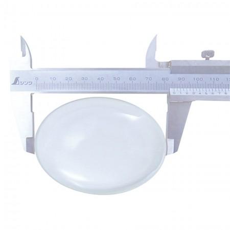 4X Round Plastic Lens