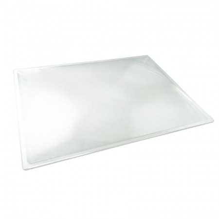 A4 Sized Page Rigid Acrylic Fresnel Lens Magnifier