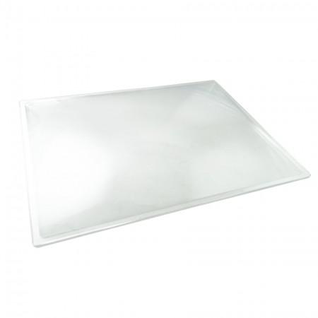 A4 Sized Page Rigid Acrylic Fresnel Lens Magnifier - A4 Sized Page acrylic Magnifying Sheet