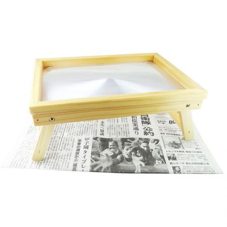 Hands Free Magnifier - Hands Free magnifying glass with light