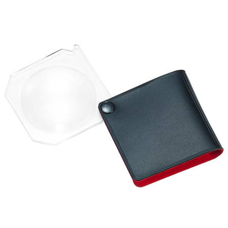 Pocket Magnifier - Square Folding Pocket Magnifier