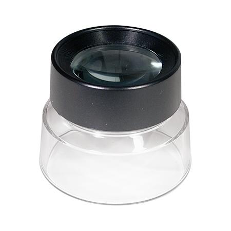 專業用放大鏡 - 10x直立式專業放大鏡