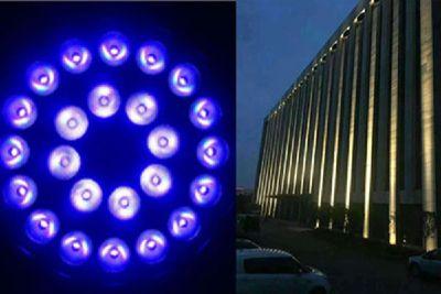 Fresnel Lens' Role As LED Spotlight