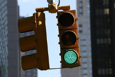 Fresnel Lenses Apply To Traffic Lights