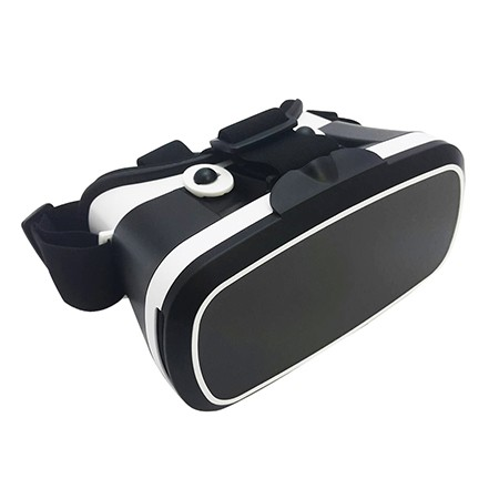New Design Google Virtual Reality VR Box with Head Strap - Google Virtual Reality 3D VR Box with Head Strap