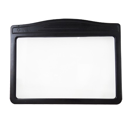 3X Book Magnifier with Lights