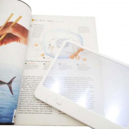 3X LED Page Magnifier