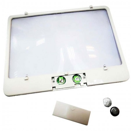 Ultra Bright LED Page Magnifier