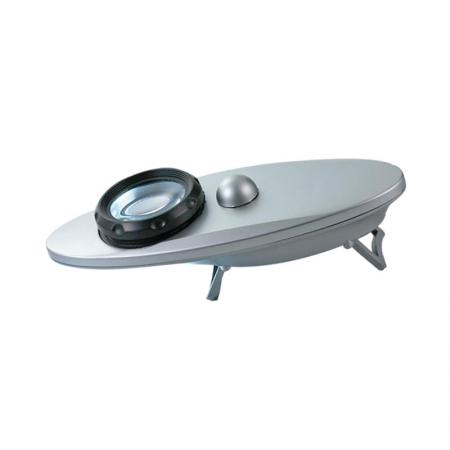 LED lighted Standing Loupe magnifier