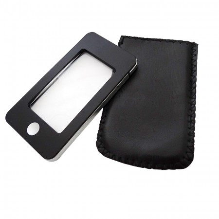 iPhone Shape lighted magnifier
