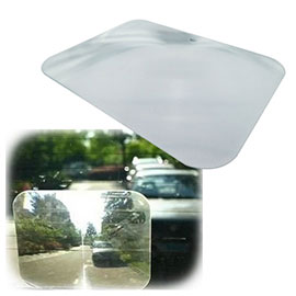 Parking Reversing Car Window Aid Blind Spot View Soft PVC - Parking Reversing Lens