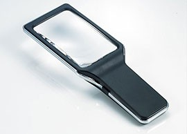 Hand Held LED Lighted Magnifier