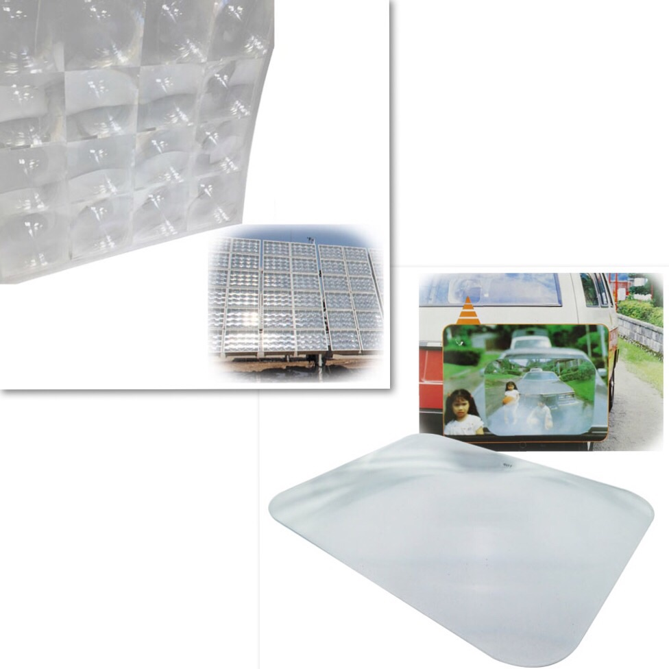 Fresnel Lens For Special Use