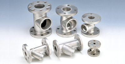 Valve -  lost wax investment casting