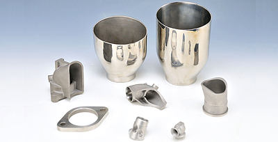 Marine Parts -  lost wax investment casting