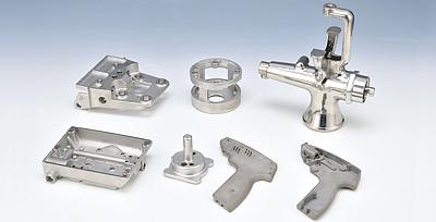 ハードウェア部品 - ロストワックスインベストメント鋳造