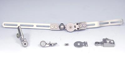 バイオテクノロジー部品 - ロストワックスインベストメント鋳物
