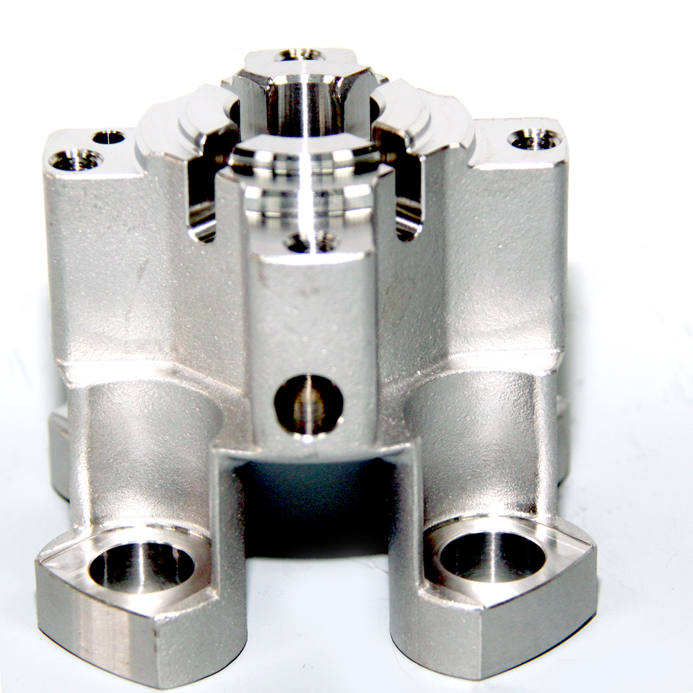 Food Machine Parts -  lost wax investment casting