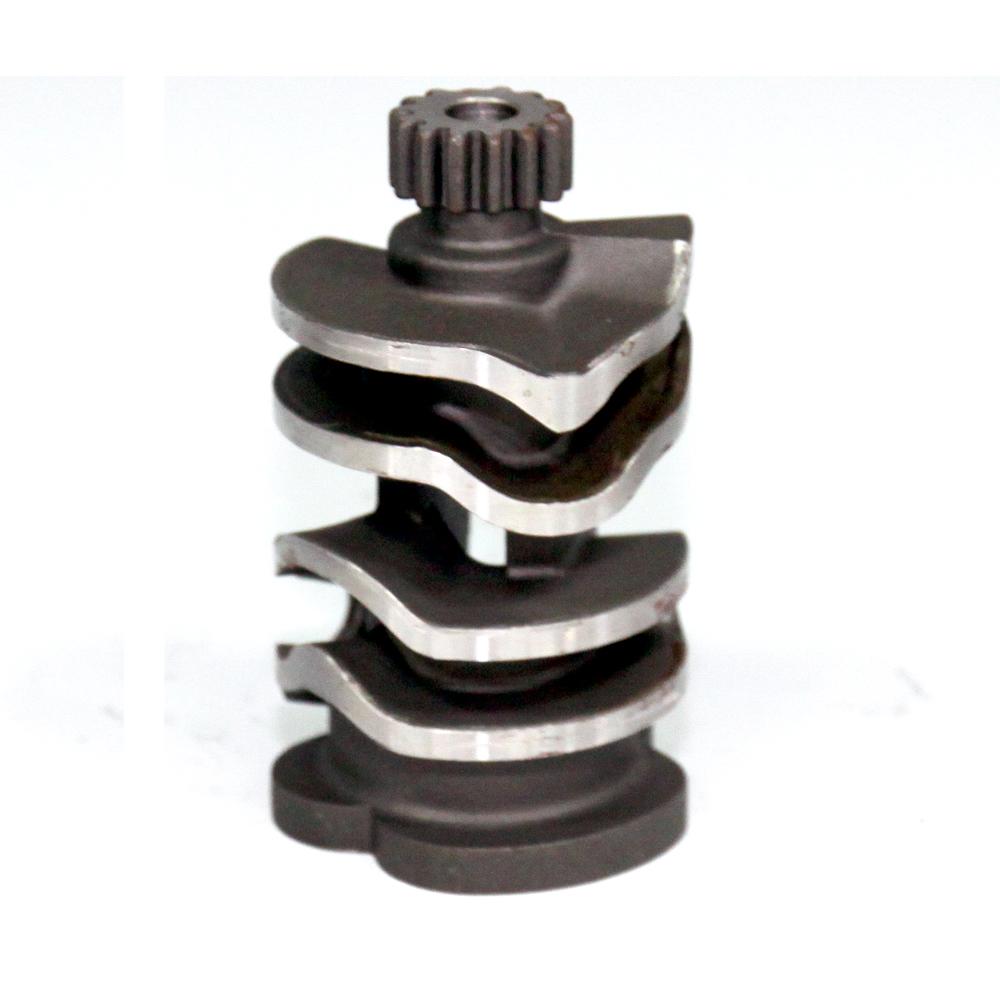 エンジン部品 - ロストワックスインベストメント鋳物