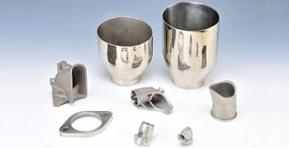 Marine Parts - Lost wax casting - Marine Parts -  lost wax investment casting
