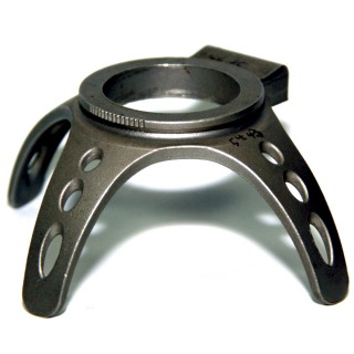 Knee Adjustment Base - Lost wax casting - Knee Adjustment Base -  lost wax investment casting