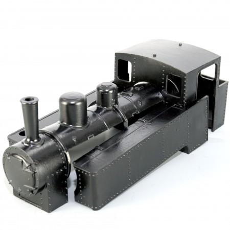 Модель-поезд - Модель локомотива