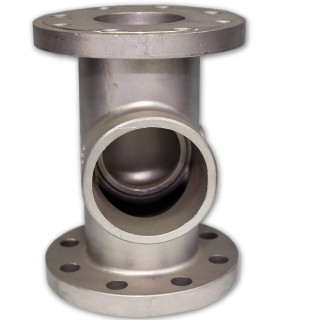 Flange Valve - Lost Wax Casting - Precision Lost Wax Investment Casting for Flange Valve parts