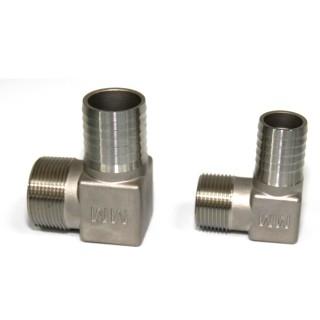 エルボー - ロストワックス鋳造 - エルボー部品用精密ロストワックスインベストメント鋳造