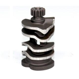Componentele motoarelor - Turnarea de ceară pierdută - Componentele motorului - turnarea inversată a cearșafurilor