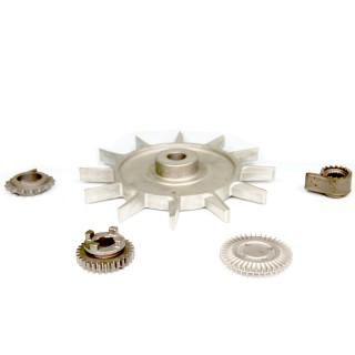 インペラー - ロストワックス鋳造 - インペラー部品用精密ロストワックスインベストメント鋳造