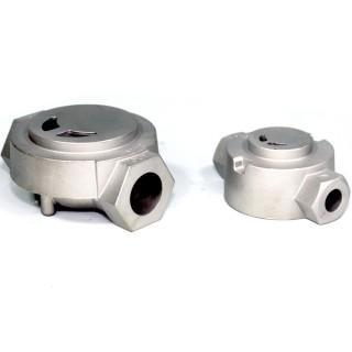 マニホールド - ロストワックス鋳造 - マニホールド部品用精密ロストワックスインベストメント鋳造