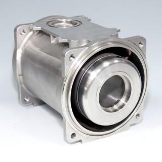 モーターボディ - ロストキャスト鋳造 - モーターボディ部品用精密ロストワックスインベストメント鋳造
