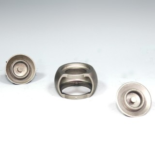 マウスボディ - ロストワックスキャスティング - マウス本体部品の精密ロストワックスインベストメント鋳造