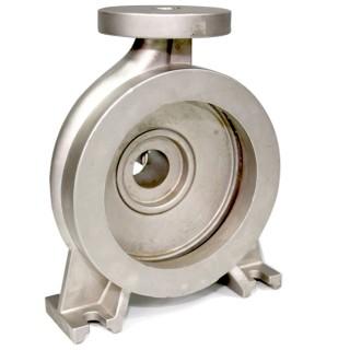 Pompa - Turnarea de ceară pierdută - Pump - casting inversat de ceară