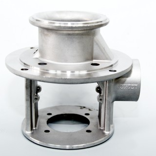Pump Lid - Lost wax casting - Pump Lid -  lost wax investment casting
