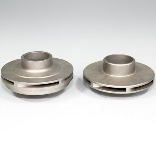 Turbine - Lost Wax Casting - Precision Lost Wax Investment Casting for Turbine parts
