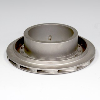 Turbine - Lost wax casting - Turbine -  lost wax investment casting