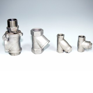 Y Type Valves - Lost wax casting - Y Type Valves -  lost wax investment casting